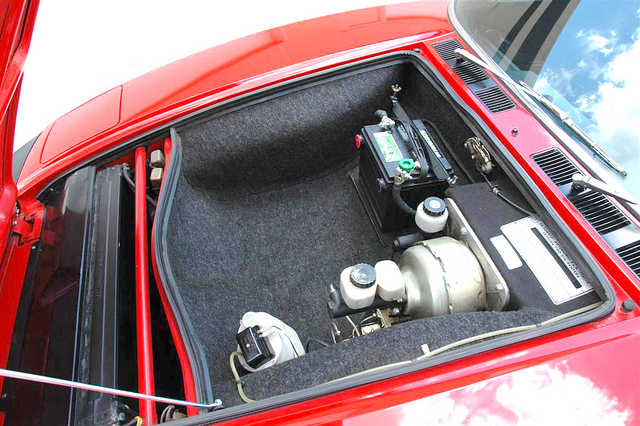 De Tomaso Pantera Engine 350hp