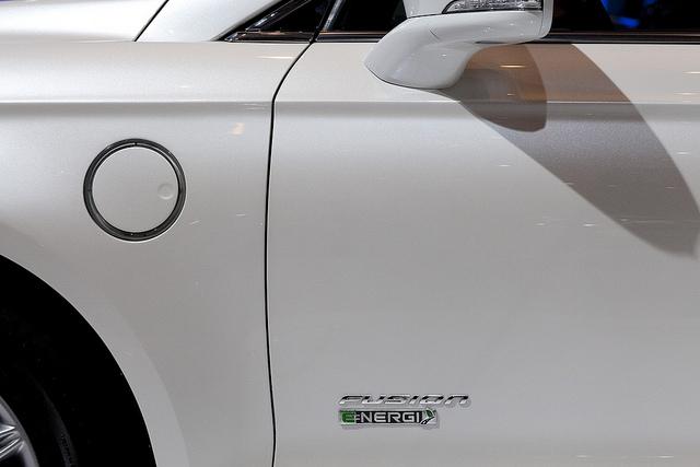 Fusion Energi Ford