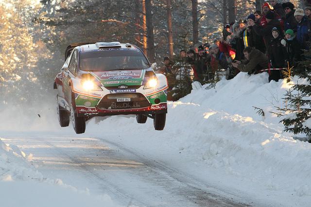 Mikko Hirvonen & Jarmo Lehtinen.