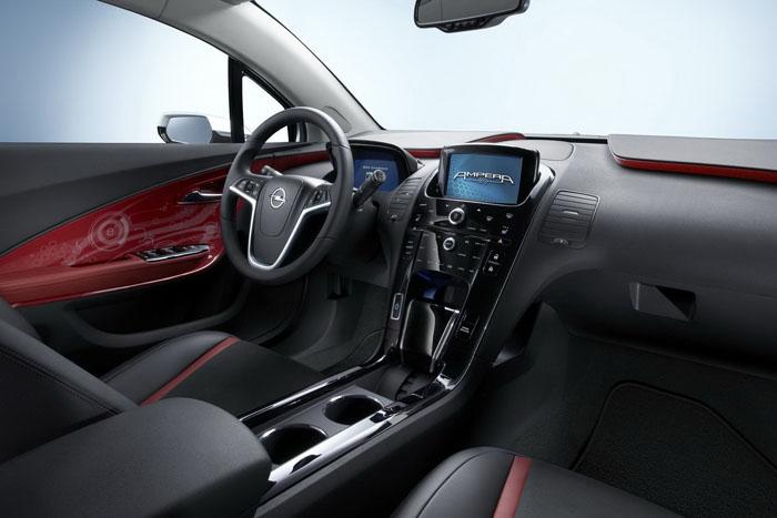 Opel Vauxhall Ampera Interior