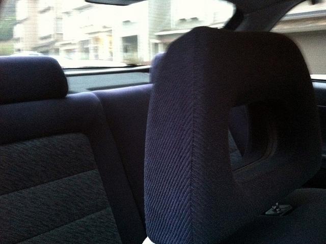 Acura Integra Back Seats