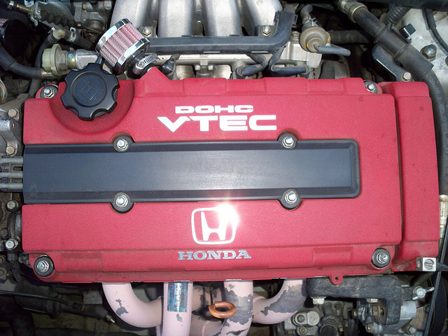 Acura Integra Engine