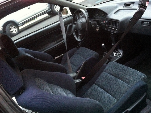 Acura Integra Seats