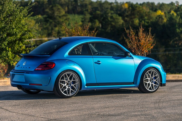 Volkswagen Super Beetle side