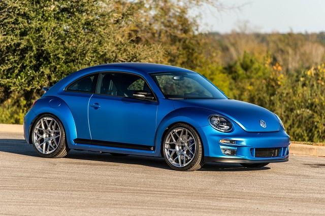 Volkswagen Super Beetle for SEMA