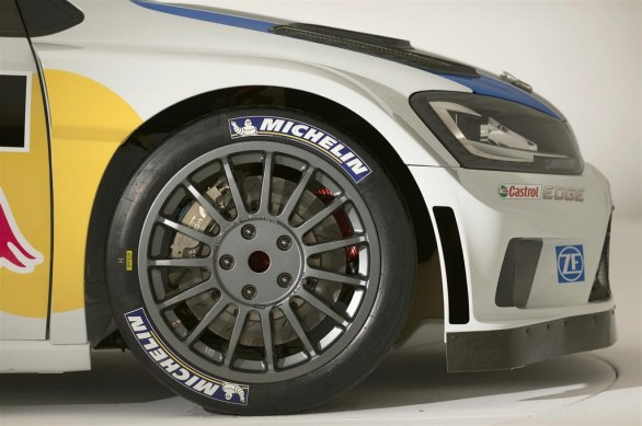 Volkswagen Polo R WRC Wheels