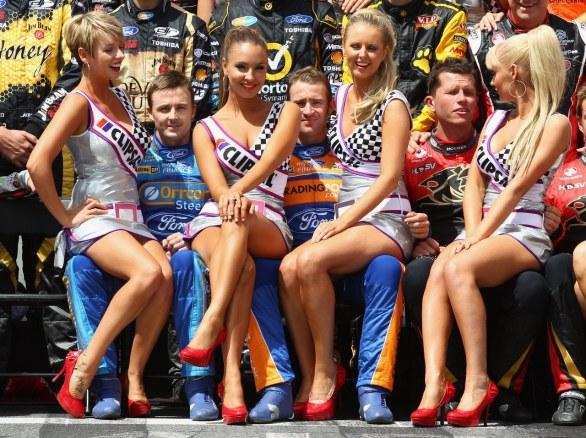 V8 Supercars Grid Girls 3
