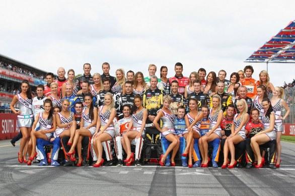 V8 Supercars Grid Girls 4