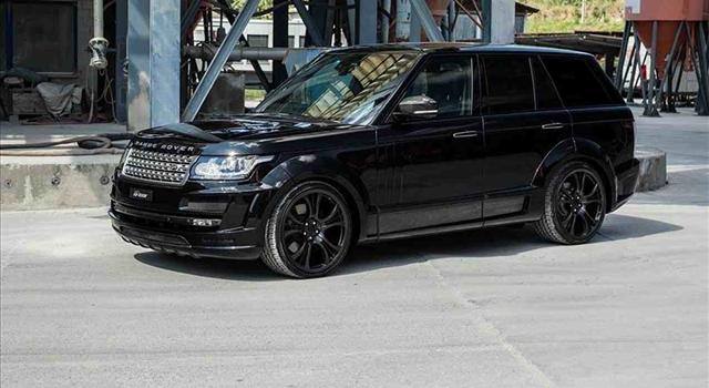 Range Rover Noreia by FAB Design