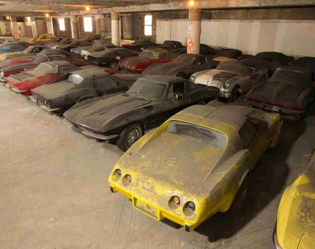 peter-max-corvette-collection