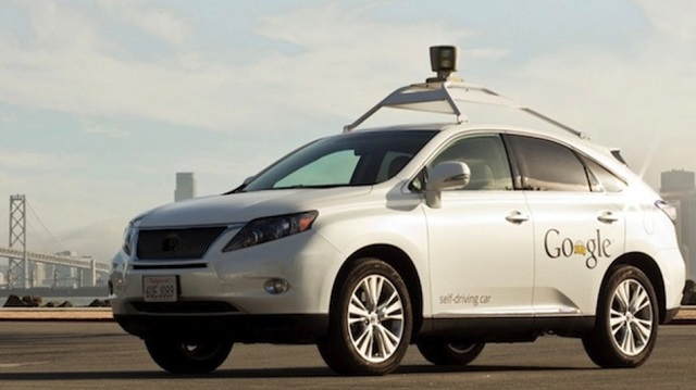 Driverless car of Google