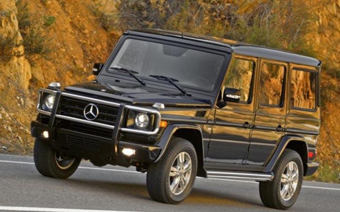 Mercedes - Benz G550