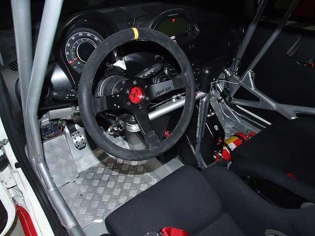 ABARTH 500 R3T Interior