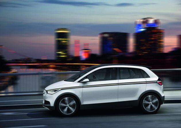 Audi A2 Electric