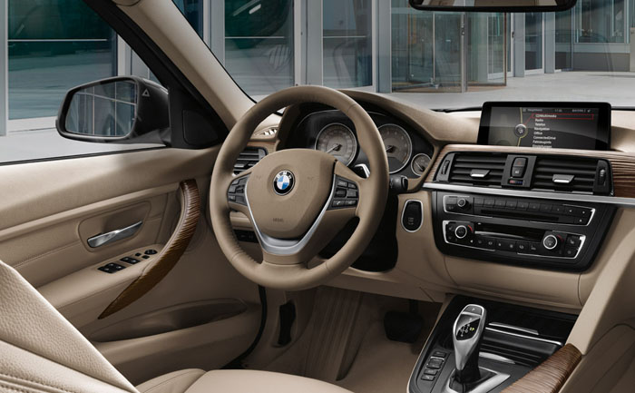 BMW ActiveHybrid 3 Interior