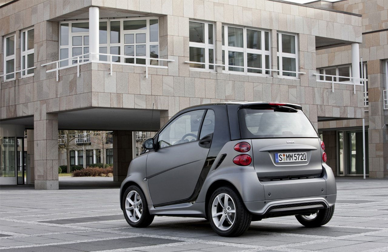 Smart fortwo 3.0