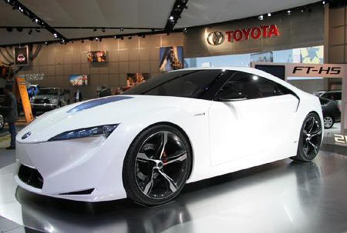 Toyota Supra 2011