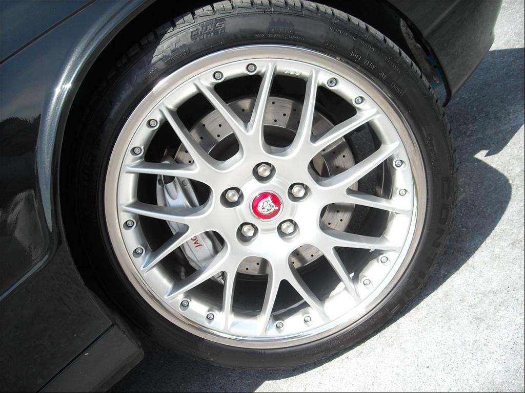 Jaguar XJR Wheels