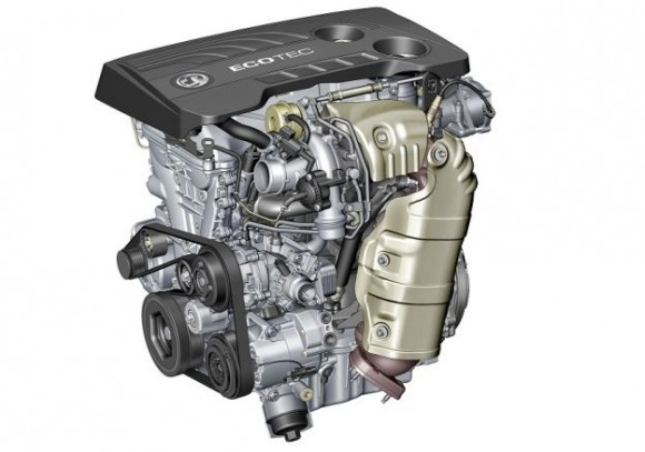 Opel Mocha Engine