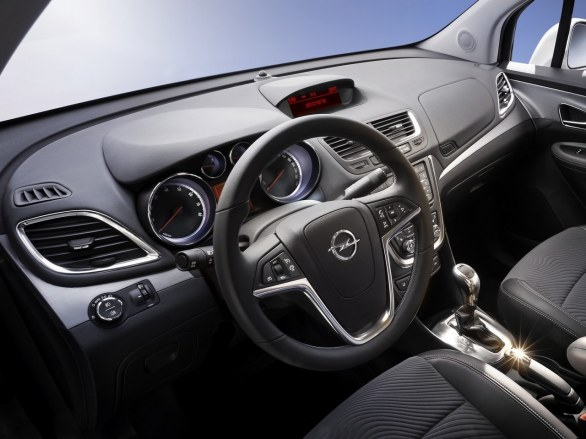 Opel Mocha Interior