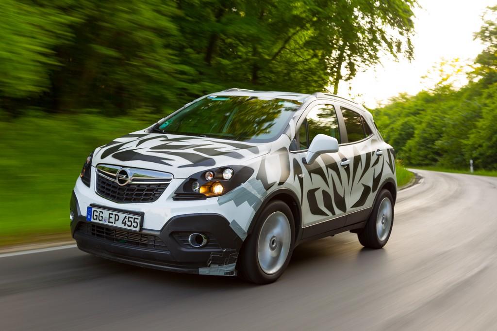 Opel Mocha