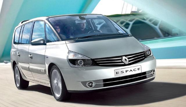 Renault Escape 2012