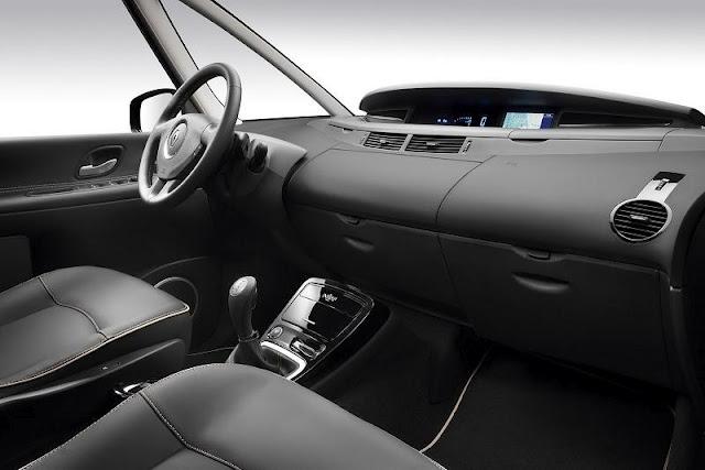 Renault Escape Dashboard