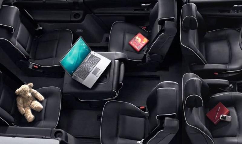 Renault Escape Interior