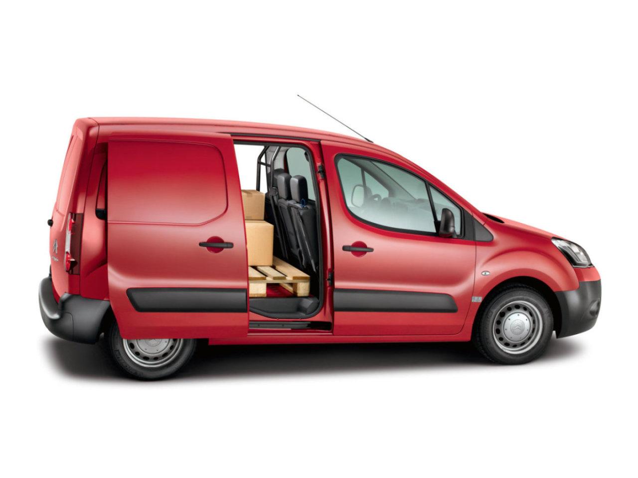 Citroen Berlingo Van Back Door