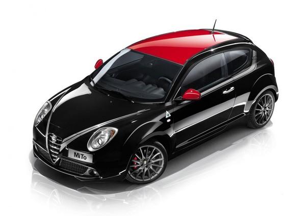 Alfa Romeo MiTo SBK Limited Edition front view