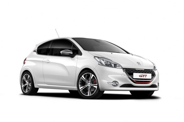 Peugeot 208 Gti And Xy Versions Arrive In Paris