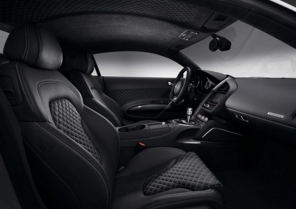 Audi R8 Coupé Interior