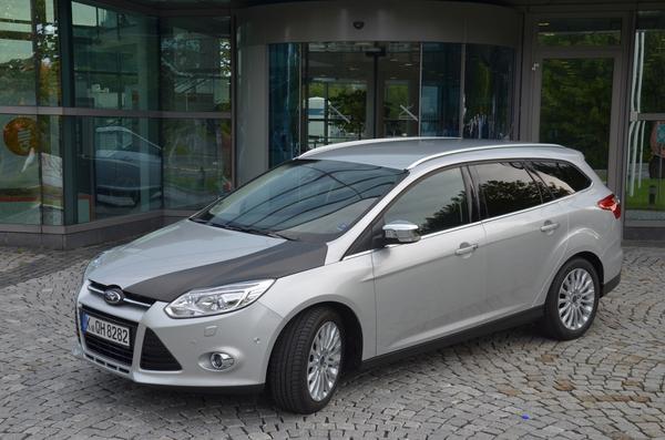 Ford Develops Carbon Fibre Technology
