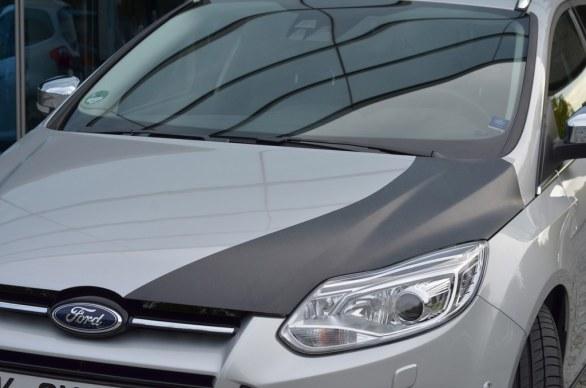 Ford Focus Carbon Fibre Technology