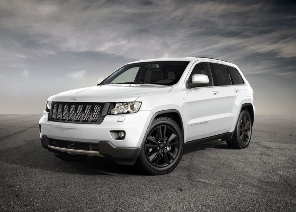 Jeep Grand Cherokee S Limited 2013