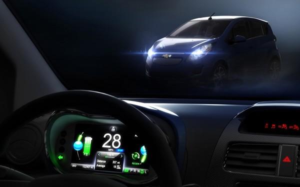 Chevrolet Spark Electric Vehicle (EV)