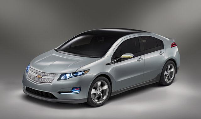 Chevrolet Volt hybrid