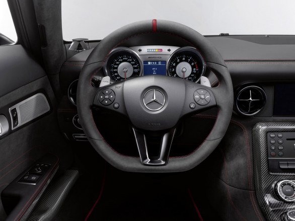 Mercedes SLS AMG Coupé Interior
