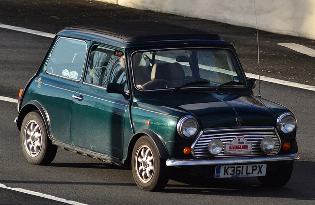 Mini British Open Classic