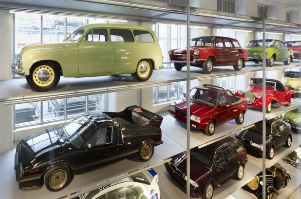 Skoda Museum Hisorical Flashback