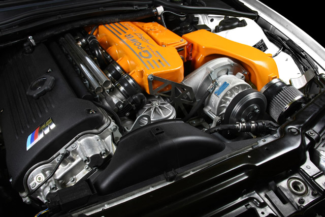 BMW M3 RS by G-Power engine
