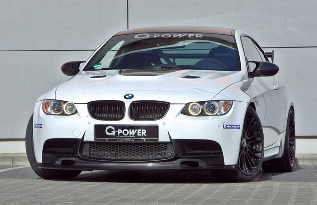BMW M3 RS by G-Power front view