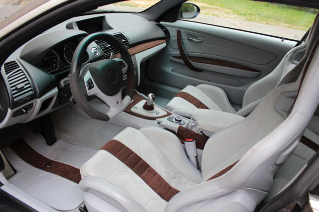 BMW M3 RS by G-Power interior