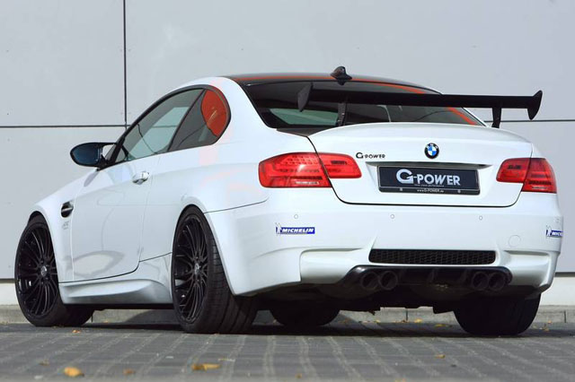 BMW M3 RS by G-Power real left