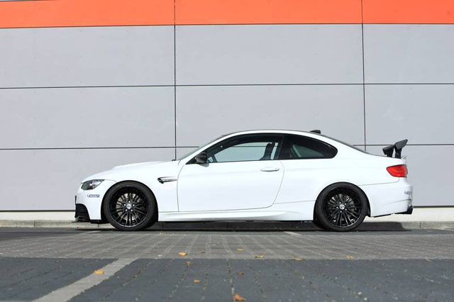 BMW M3 RS by G-Power side view