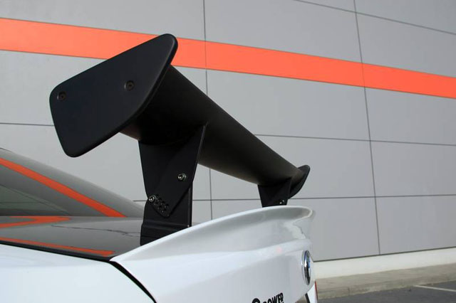 BMW M3 RS by G-Power spoiler