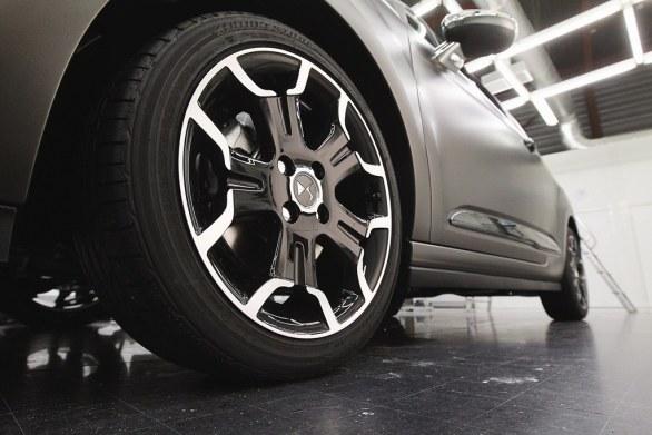 Citroen DS3 Cabrio L'Uomo Vogue Wheels