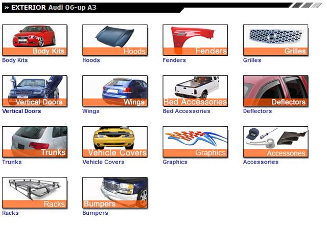 Andy S Auto Sport Body Kits Specialists