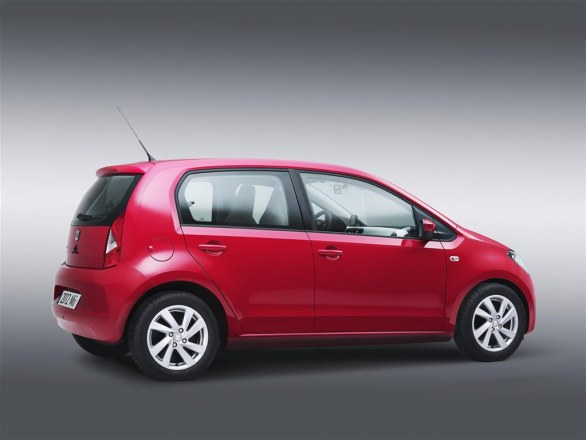 Seat Mii Side View