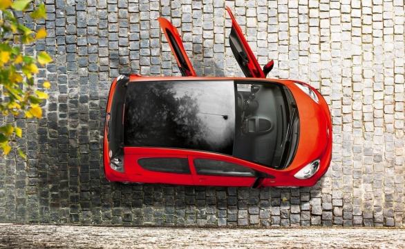 Citroën C1 Vanity Fair Top